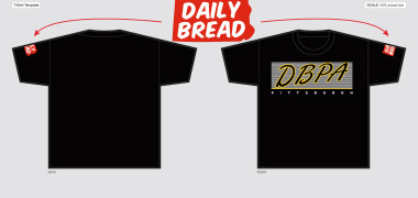 DBPA Pittsburgh T-Shirt – Created in Illustrator