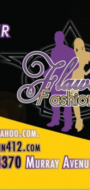 Flawless Fashions Co-Owner Business Card Back – Created in Photoshop