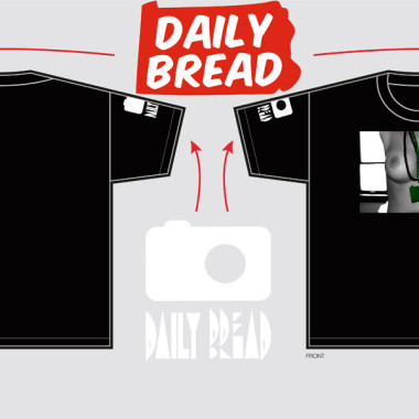 Daily Bread Fall Photo T-Shirt – Created in Illustrator – Photo provided by Daily Bread