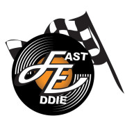 Fast Eddie Concept Logo – Created in Photoshop and Illustrator
