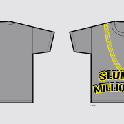 $lumdog Millionaire T- Shirt – Created in Illustrator