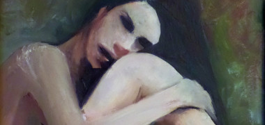 Contemplation – Oil on Canvas